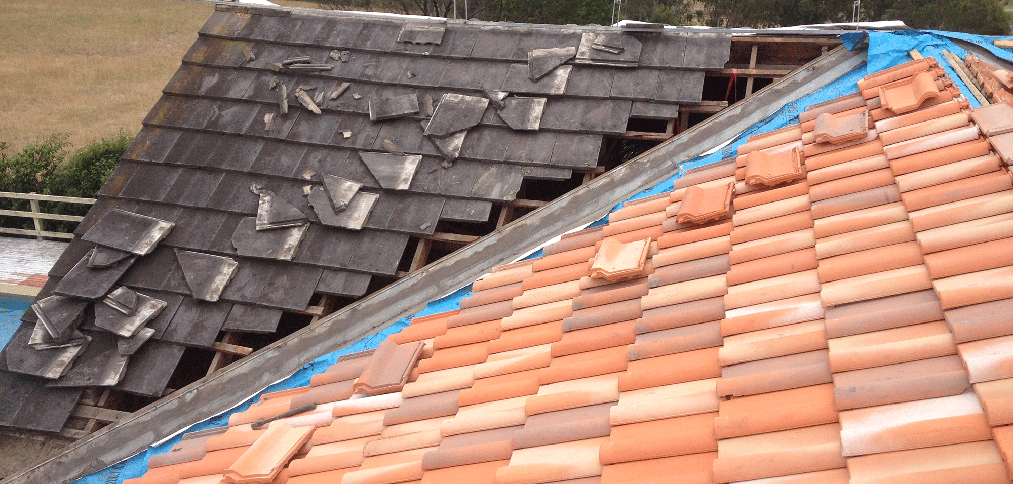 Replacing your roof made remarkably simple by Boral