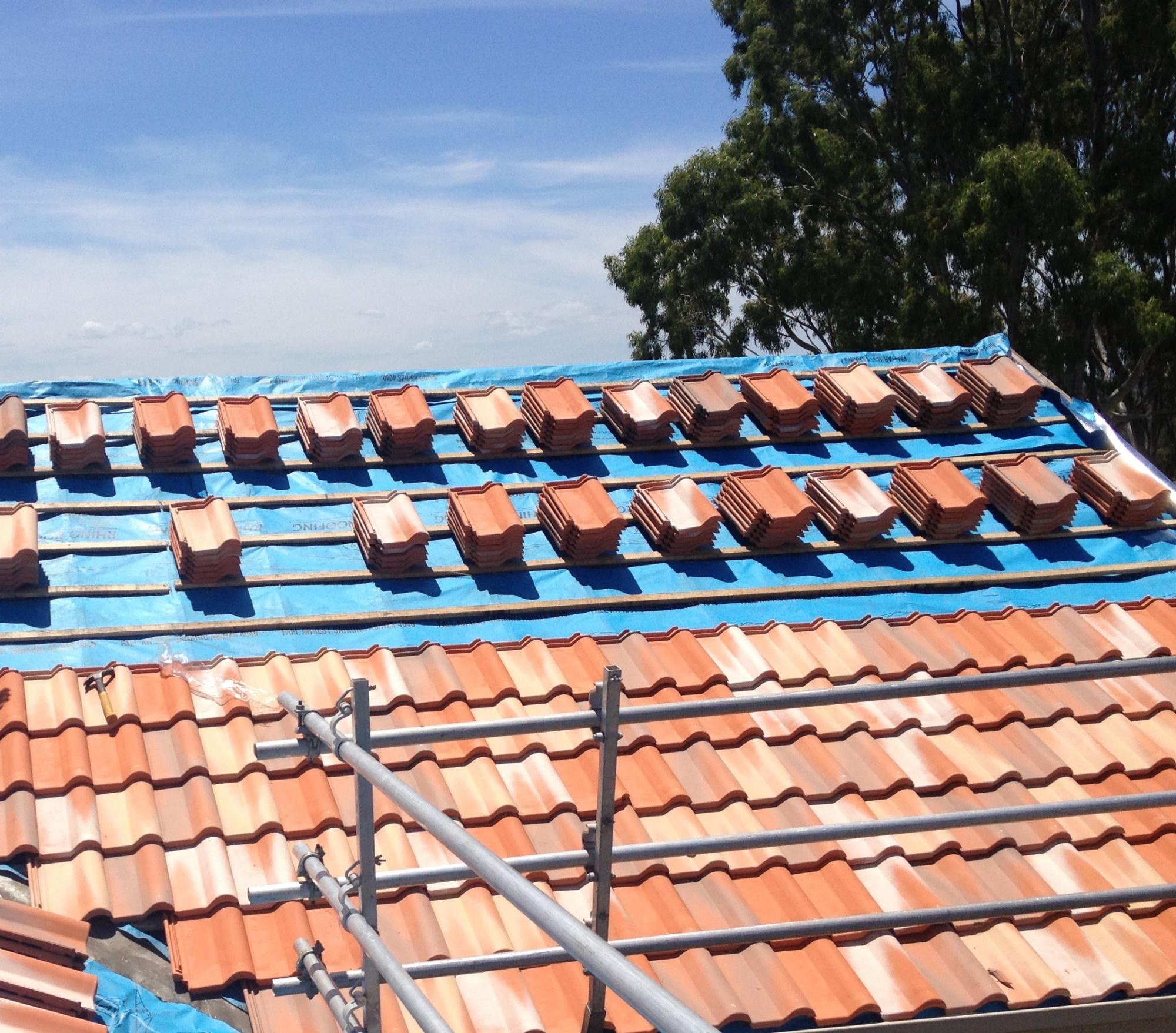 Boral Terracotta Swiss Re-Roof
