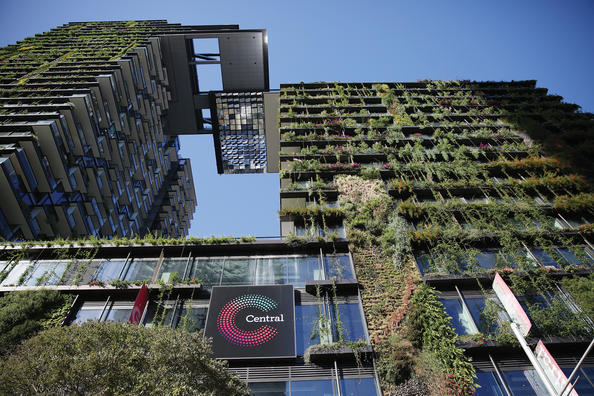Boral 1 Central Park & Boral Australia: Build something great™