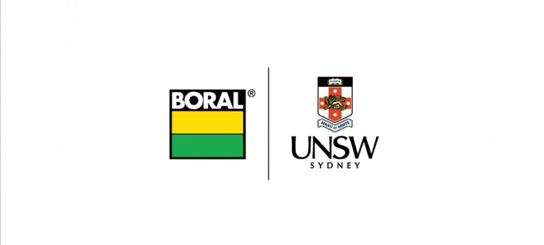 Co Branding Between UNSW and Boral