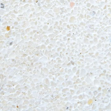 Skypebble Arctic White Specialised Sand Pool Surfacing Boral