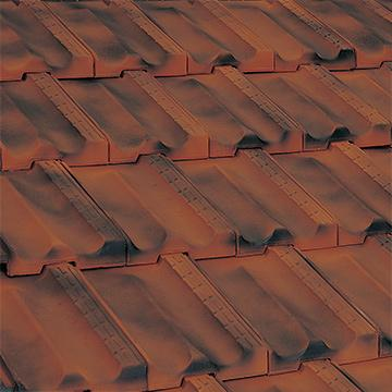 Boral Roof Tile French Terracotta Fire Glow