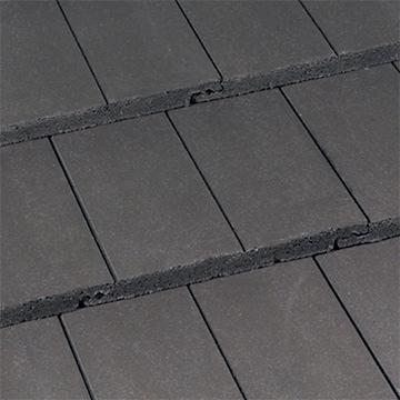 Boral Roof Tile Linea Charcoal Grey