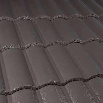 Boral Roof Tile Macquarie Gunmetal