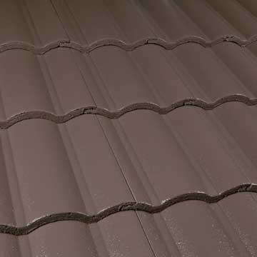 Boral Roof Tile Macquarie Walnut
