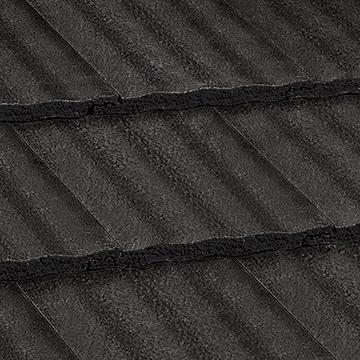 Boral Roof Tiles Concrete Contour Ebony