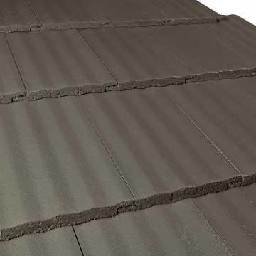Boral Roof Tiles Concrete Contour Peat