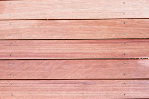White Mahogany Hardwood Decking Boral