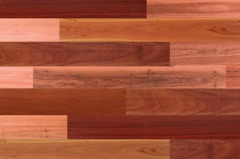 Forest Reds Hardwood Decking Boral