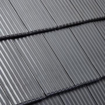 Boral Roof Tile Wave Night Quartz