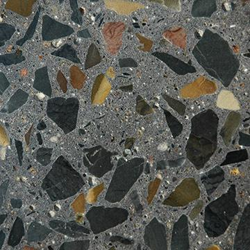 Charcoal Boralstone Polished Concrete