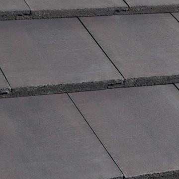 Boral Roof Tile Vogue Charcoal Grey