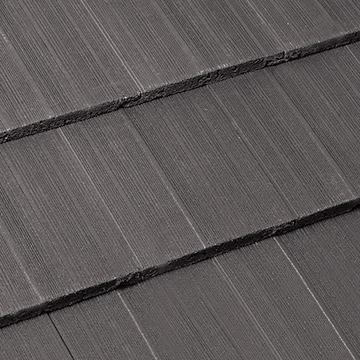 Boral Roof Tile Striata Charcoal Grey