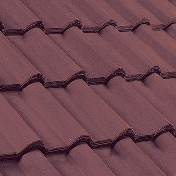 Boral Roof Tile Swiss Crimson Blaze