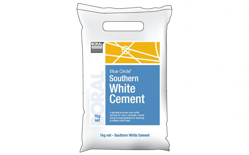 Southern White Cement   Boral