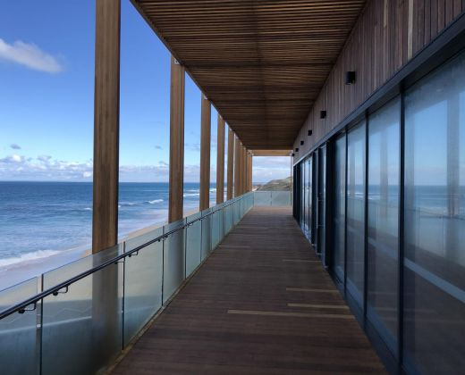 Boral Timber Blackbutt Portsea SLSC