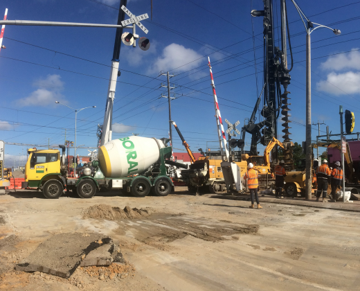 Level Crossing Removal Project