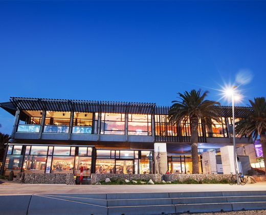 The Stokehouse - Boral