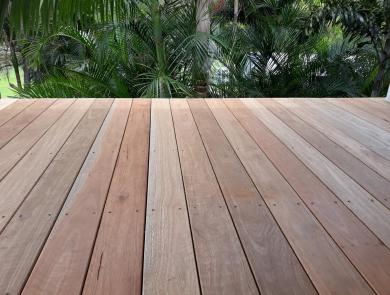 Boral Spotted Gum Hardwood Decking