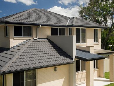 Boral Macquarie Roof Tile Gunmetal
