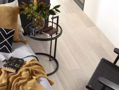 Boral Metallon XL Engineered Flooring Aztec White