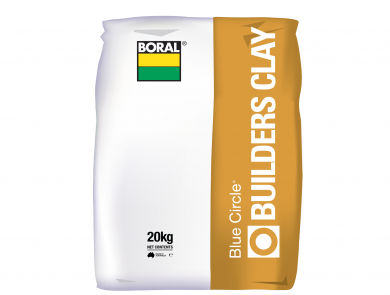 Builders Clay Packaged Cement Boral