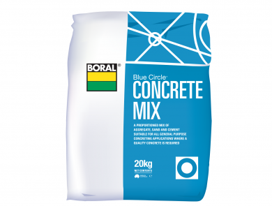Cement Packaged Products Special Purpose Boral