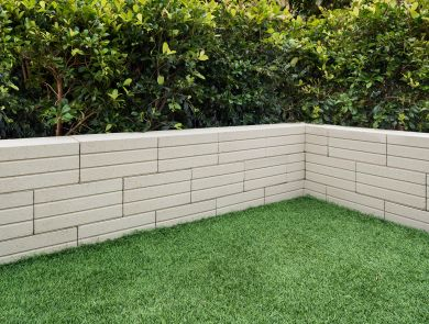 Oyster Nu-Line Retaining Wall Boral