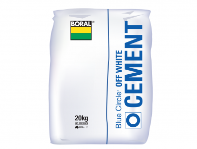 Cement Packaged Products Off White Cement Boral