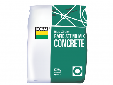 Boral Rapid Set Concrete