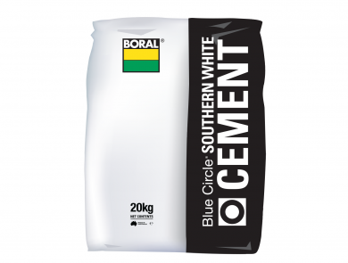 Boral Southern White Cement