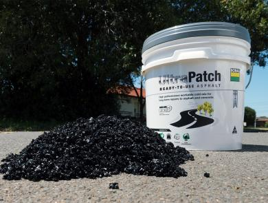 UltraPatch ready-to-use asphalt