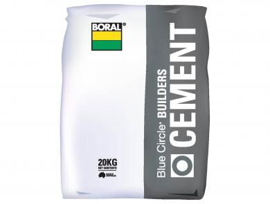 Cement Packaged Products Builders Cement Boral