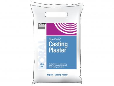 Casting Plaster Packaged Cement