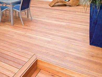 Boral Hardwood Decking