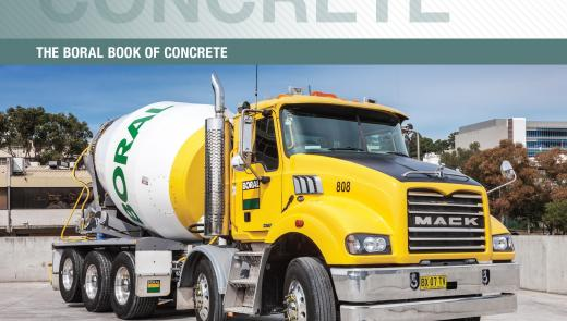 Boral Book of Concrete