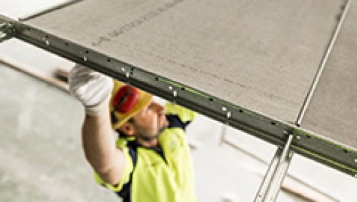Usg Acoustical Plaster : Plasterboard by usg boral