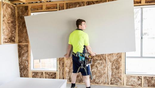New: SHEETROCK® HD Wallboard for Acoustic Performance